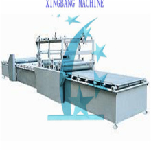 Glass magnesium fire board production line
