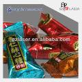 Hologramm Kokosnuss Verpackung Plastikbeutel für Süßigkeiten