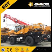 SANY 50 ton grúa de terreno áspero SRC550 precio