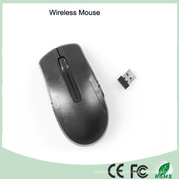 Ultra Slim Negro Color 2.4 GHz inalámbrico de juegos de ratón