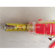 77# Transparent Plastic Measure Tape with 5mx16ft