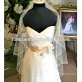 The new bride wedding veil Suzhou wholesale Korean - style gold trimmed bridal bridal wedding accessories wedding veil