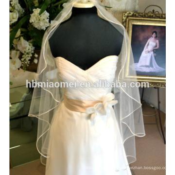 Новая невеста вуаль венчания Сучжоу оптовая корейский стиль золотой отделкой свадебные аксессуары свадебные свадебная фата