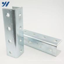 Щелевые оцинкованные размеры пучка канала U стальной, сталь канала U