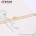 42626 -Xuping Jóias de Moda de Alta Qualidade e Colar de Venda Quente Com Banhado A Ouro