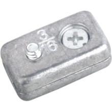 Caja de alambre Clip con tornillo de cruz