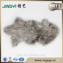 Proveedor de China Ovejas genuinas de Mongolia Piel de piel Rosa