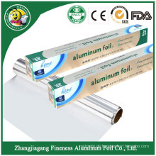 Nahrungsmittelverpackungs-Haushalts-Aluminiumfolie-Papier