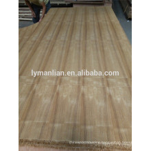 veneer plywood colors/ teak marine plywood/4mm teak veneer plywood