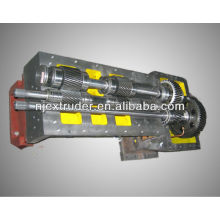 high speed gearbox for extruder