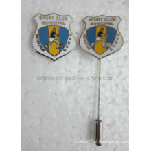 Custom Made Imitação Cloisonne Lapel Pin Badge (badge-091)