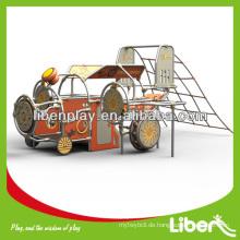Parques Infantles PE Serie Outdoor Spielplätze LE.PE.006 Seil Spielplatz mit hoher Qualität für Kinder Spaß spielen