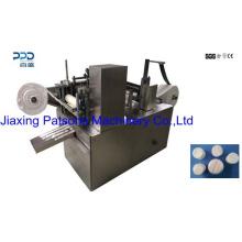 Máquina de fabricación de cojines de algodón cosmético completamente auto