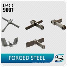 Corrente de aço resistente industrial do raspador do OEM
