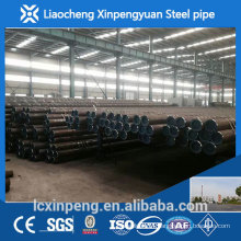ASTM A53/A106 Gr.B 16 inch Sch40 seamless carbon STEEL pipe stockist and factory price