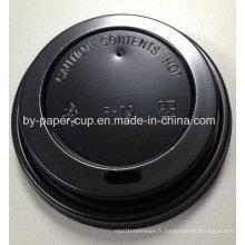 90 mm de couvercles pour tasses en plastique