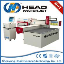 1000mm * 2000mm Chine HEAD machine de découpage de l'eau de tuile de céramique