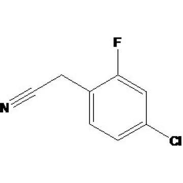 4-Chloro-2-Fluorophenylacetonitrile CAS No.: 75279-53-7