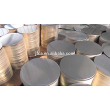 1050 1060 1070 1100 3003 алюминиевые круглые листы для освещения цены