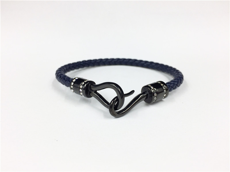 Fish Hook Buckle Bracelet