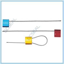 GC-C5001 matière métallique et étanchéité bande Style scellé câble de sécurité