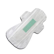 Picazón hipoalergénica sin olor libre de fibra de bambú almohadillas normales para la menstruación