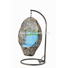 outdoor garden swing adults rattan hanging chair