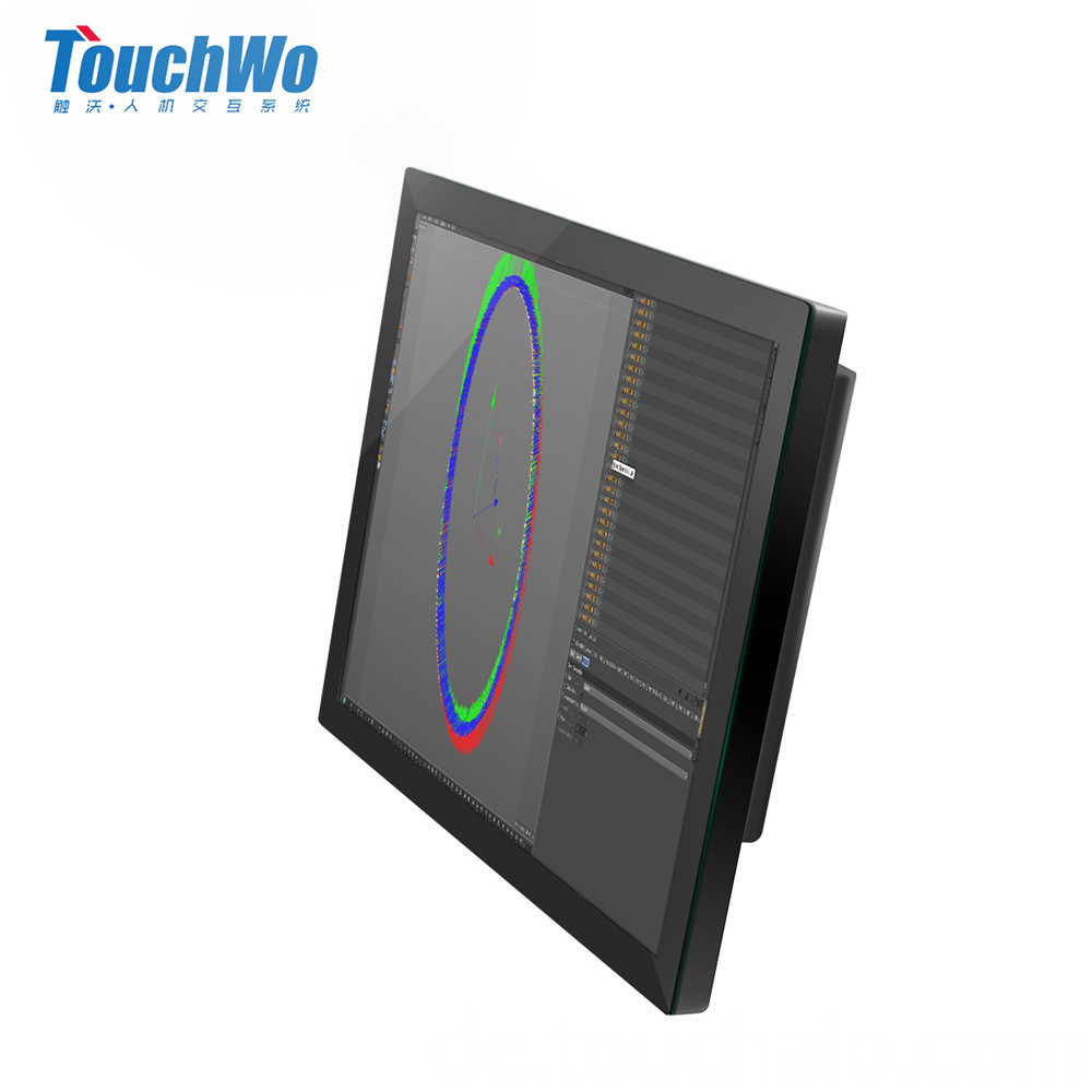 industrial touch panel pc monitor
