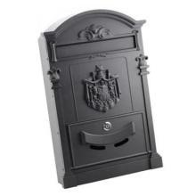 Aluminium Post Mailbox (C300-006)