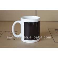 11 oz Caneca de mudança de cor Sublimation Sublimação Coated Mug