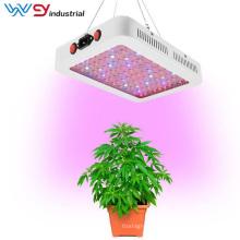 Double interrupteur BLOOM / VEG 600W LED plante élèvent la lumière