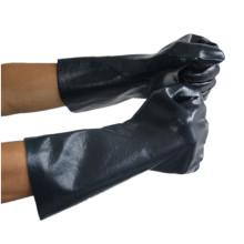 NMSAFETY Nitrile entièrement enduit gant de travail enduit jersey gant de travail