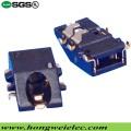 Audio Steckverbinder Sockel 3,5 mm Stereo Telefonbuchse