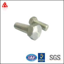 stainless steel hex head bolt a2-70