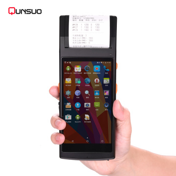 Touch Screen NFC PDA Barcode Scanner Android PDAs