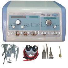 Machine respiratoire galvanique 3 po en 1 à vide