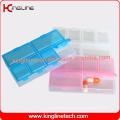 Nice Plastic 6-Cases Pill Box (KL-9112)