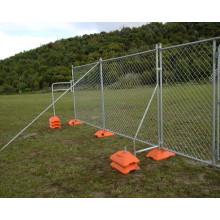 2,1 м *2,4 м временный ограждать сада / временный забор баррикады/ Австралия стандартные временные ограждения
