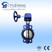 Wafer Butterfly Valve with Operate Box