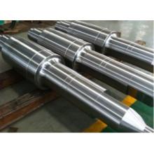Od400mm-Od5000mm personalizado forjada eixo de aço