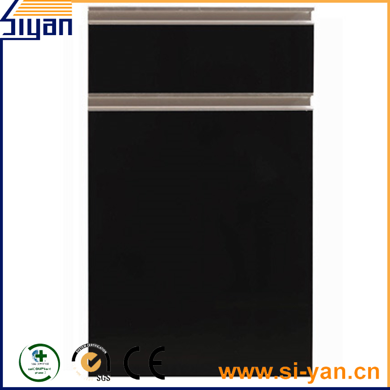 Mdf kitchen cheap cabinet doors