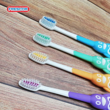 Custom Cute Design Cartoon Kids Toothbrush