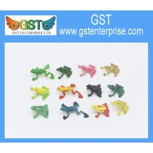 Mini Vinyl Plastic Frogs Toy Characters