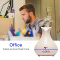 400ml Wood Aroma Essential Oil Diffuser
