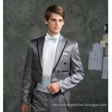 Alibaba en línea 2017 wholasales buena calidad por encargo traje de la boda de la tarde