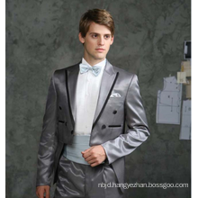 Alibaba online 2017 wholasales good quality custom made evening wedding suit