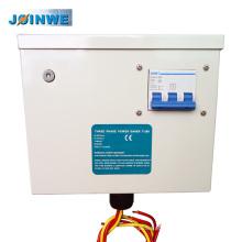 Aço inoxidável Capacitor de 3 fases Power Saver Saving Electric Bill