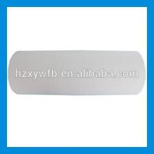 Lapidação transversal / Spunlace não tecido Spunlace da polpa de madeira do poliéster da viscosidade paralela