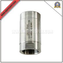 Válvula de retenção de 1PC-mola de aço inoxidável (YZF-V05)