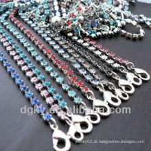 Novo design barriga corpo piercing jóias indiano barriga cadeia piercing